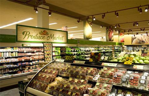 Produce 超市