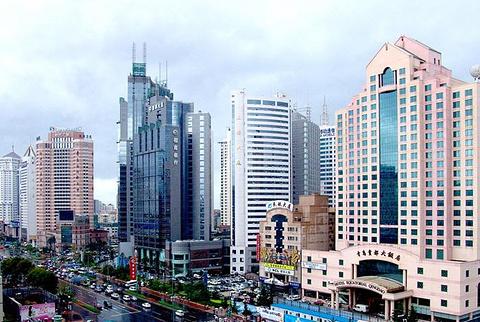 香港中路商业街