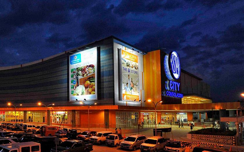 SM购物中心