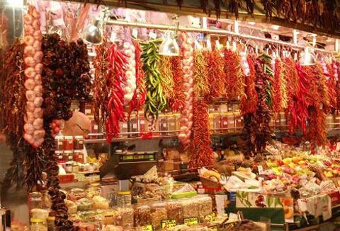 巴塞罗那市场