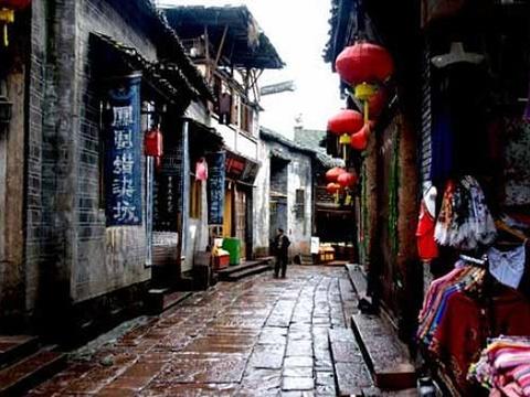 石板街(民间工艺一条街)旅游景点图片
