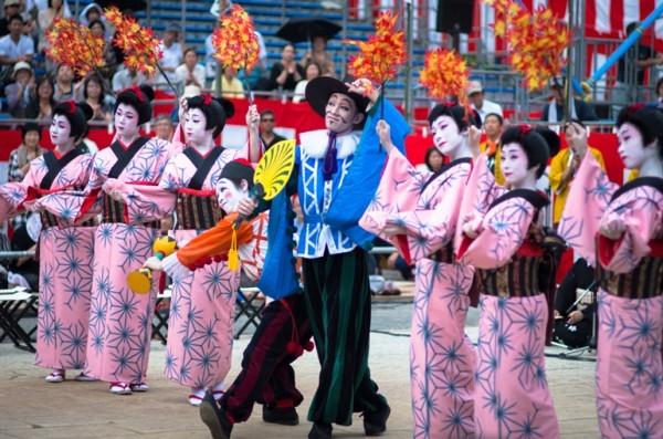 长崎九日节