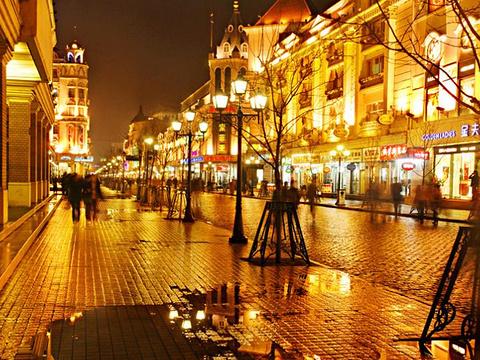 中央大街旅游景点图片