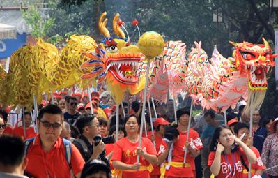 岭南祠堂文化节