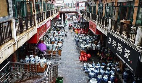 景德镇国际商贸广场的图片
