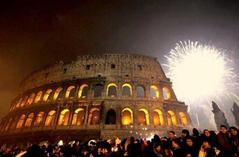 罗马除夕夜(Capodanno Roma)