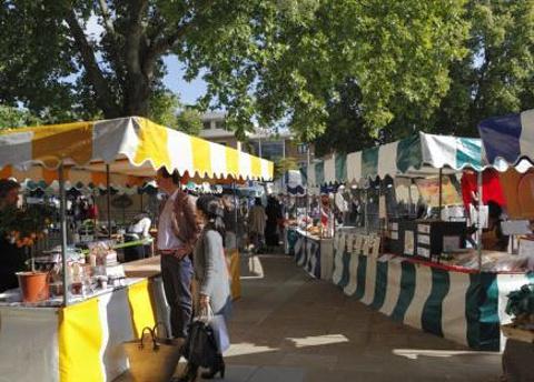 Duke's Marketplace