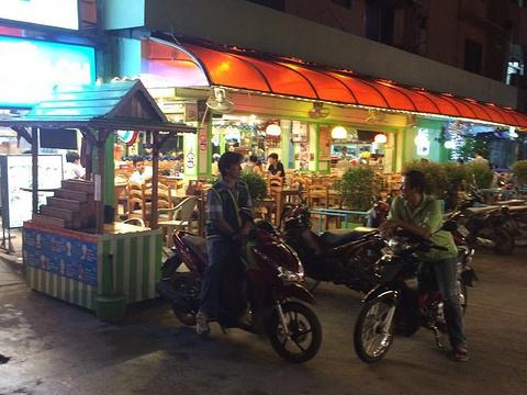 泰国街旅游景点图片