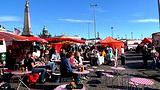 露天市场广场