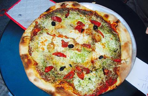 Pizza Brun