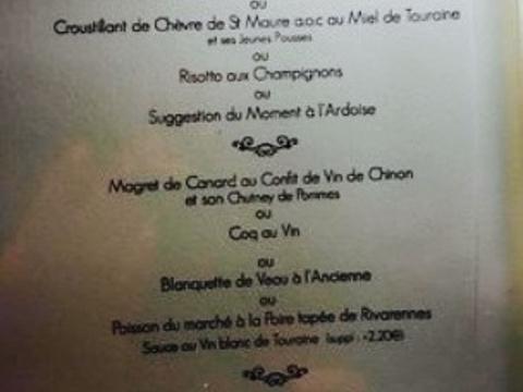 La Table de Jeanne旅游景点图片