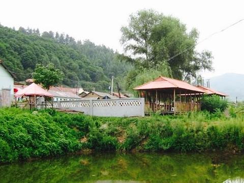 山水度假村旅游景点图片