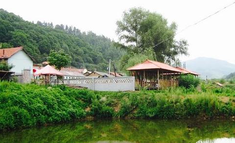山水度假村的图片