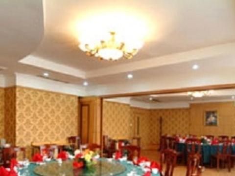 普陀山大酒店中餐厅旅游景点图片