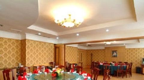 普陀山大酒店中餐厅的图片