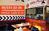 100% PIZZA - Pizzeria & Slice Bar