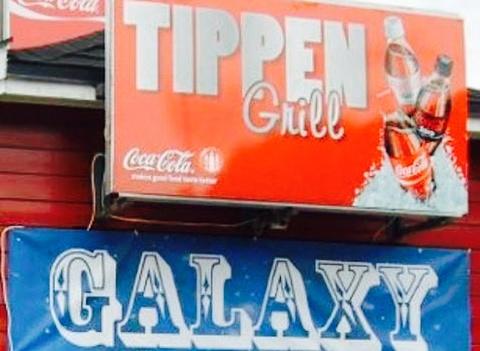 Tippen Galaxy Grill