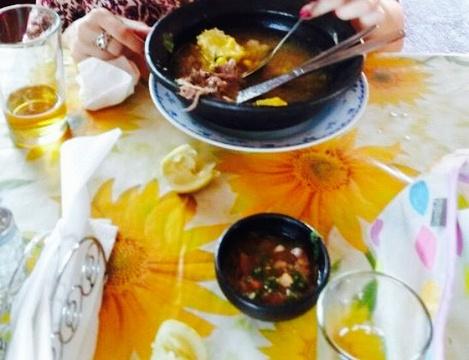 El Chanfle De Maria Restaurante