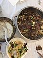 戴庄碗碗羊肉家常菜烤羊腿