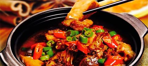 黄焖鸡米饭(西塘桥店)