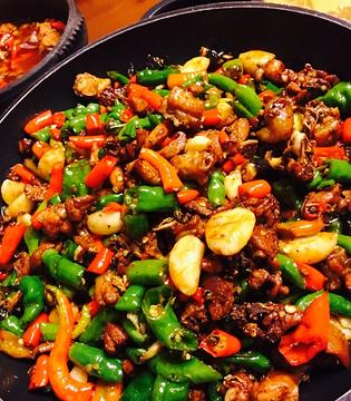 乌蒙乡情土菜馆