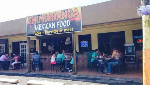 Chimichanga Mexican & Italian Food