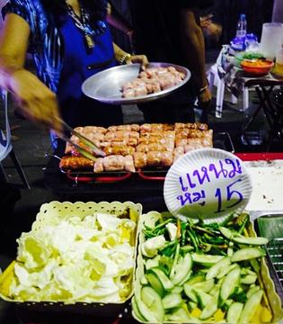 Night Market(Krabi)