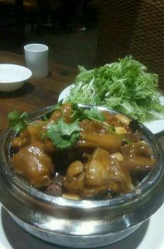 荷春唐传统中国菜