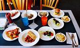 UCLA Covel Dining Hall