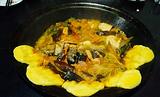 香水鱼铁锅炖