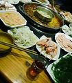 憨石匠鲜菜土火锅(大足店)