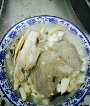 刘信牛羊肉泡馍