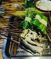 麻辣涮肚小龙虾