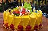 红松林蛋糕