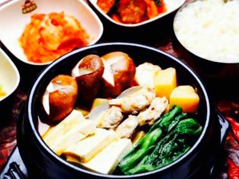 金达莱汤饭馆旅游景点图片