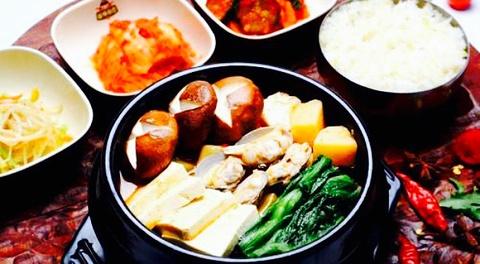 金达莱汤饭馆