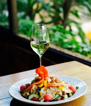 Delheim Winery Restaurant