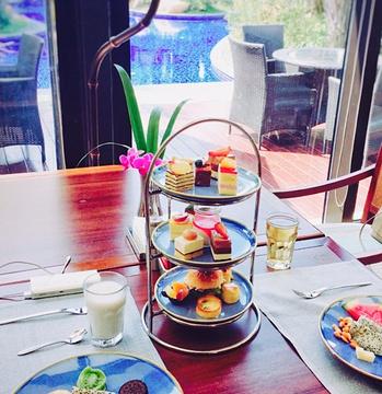 海悦山庄酒店水苑咖啡厅