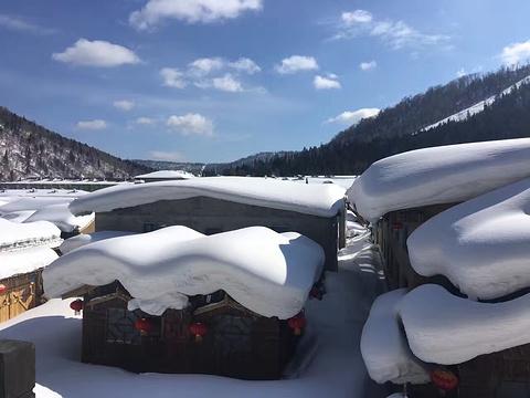 雪乡徐亮烧烤旅游景点图片