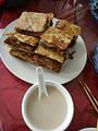草原特色肉饼