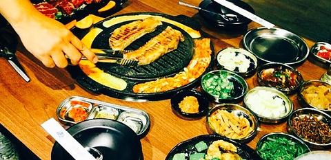 韩式烤肉的图片