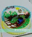 伊贝可diy蛋糕(苏州乐园店)