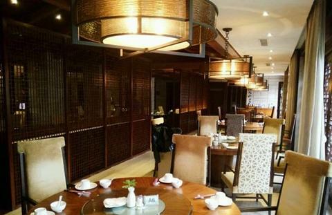 九华山涵月楼度假酒店餐厅