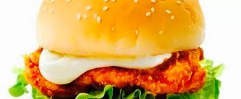 肯德炸鸡汉堡