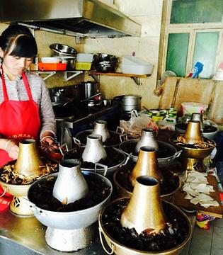 嘉绒传统土火锅