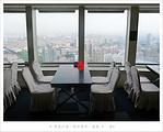 龙塔186米空中旋转餐厅