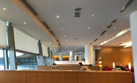 国泰航空休息室