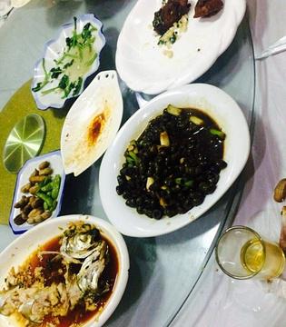 宁波山屿湖农家菜