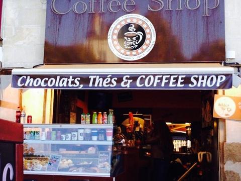 coffee shop nantes旅游景点图片