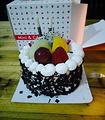 心青缘蛋糕